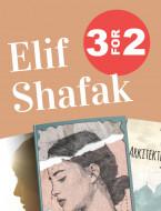 Køb 3 for 2 af Elif Shafaks romaner