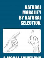 Natural morality by natural selection - ebog